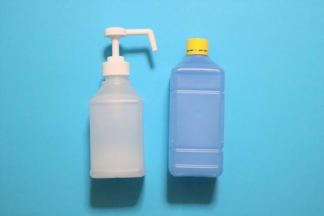 アルコール 消毒 液 スプレー ボトル